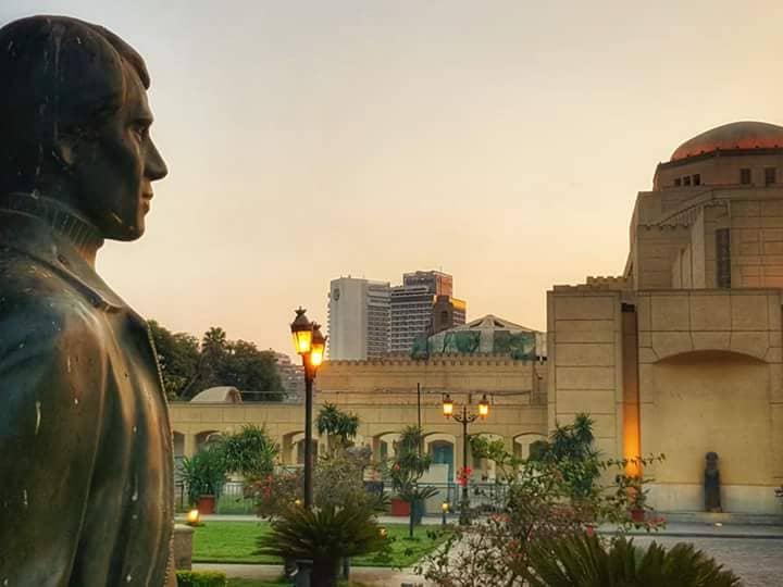 الطريق لدار الأوبرا المصرية من الزقازيق