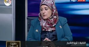 برلمانية حالة طلاق في مصر كل دقيقة