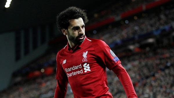 ترتيب محمد صلاح في جدول هدافي الدوري الإنجليزي