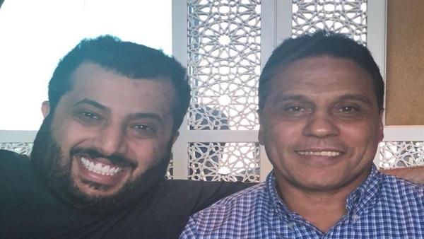 تركي آل الشيخ يصف حسام البدري