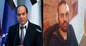 تعليق السيسي بعد القبض على هشام عشماوي
