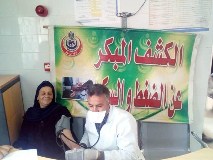 قافلة طبية مجانية وتوقيع الكشف الطبي على 2189 حالة بقرية الدوامة مركز فاقوس 2