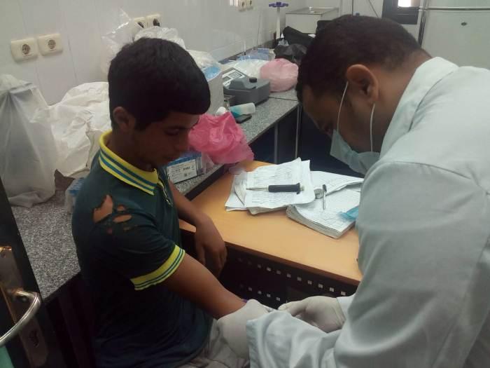 قافلة طبية مجانية وتوقيع الكشف الطبي على 2189 حالة بقرية الدوامة مركز فاقوس 5
