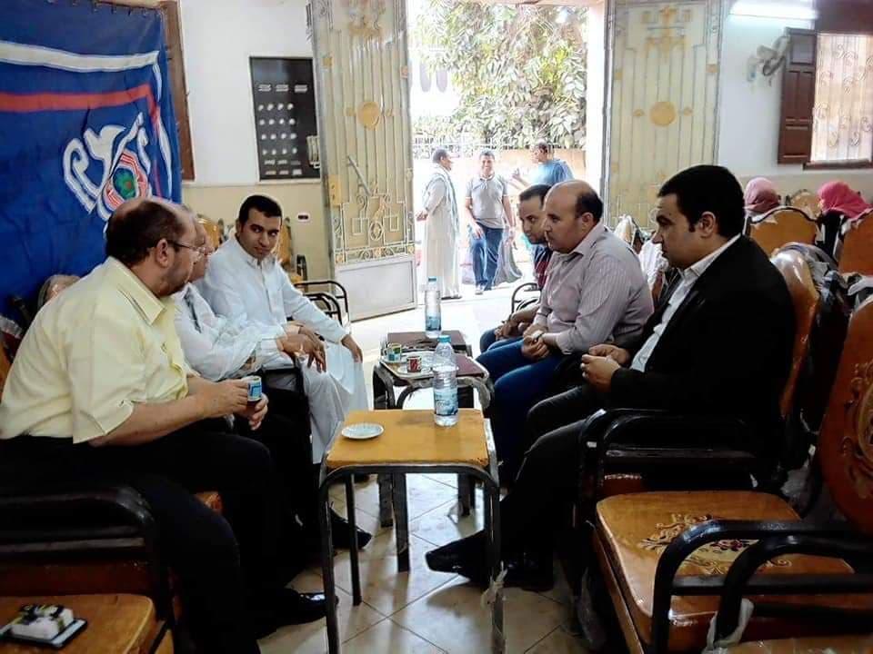 جمعية نماء تنظم حملة تبرع بالدم بالتعاون مع بنك الدم مستشفى الأحرار