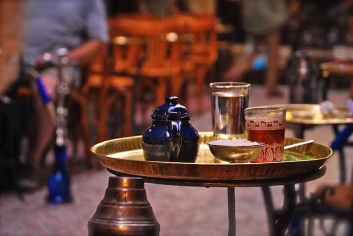 خان الخليلي بالقاهرة