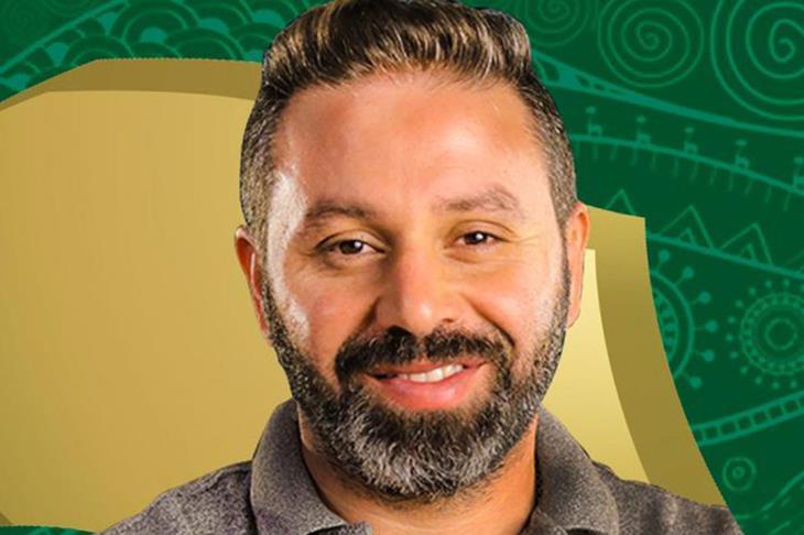 رد حازم إمام على مرتضى منصور بعد شطب عضويته