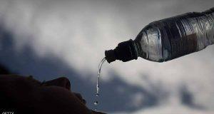 سيدة لم تشرب الماء من 64 سنة
