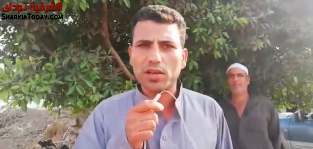 استغاثة أهالي أبوكبير بالشرقية مبنعرش ندفن الموتى بسبب الطريق