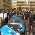 طلاب هندسة الزقازيق يبتكرون سيارة كهربائية صديقة للبيئة