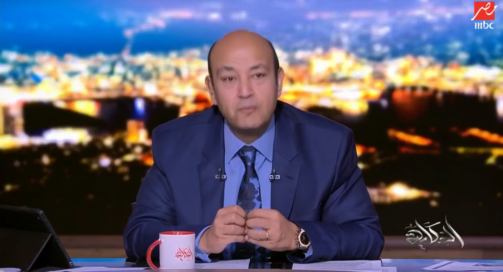 عمرو أديب يطالب بحبس الزوجة إذا فتحت هاتف زوجها