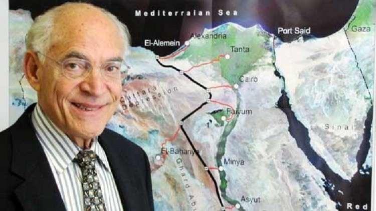 فاروق الباز يكشف عن خطة لتغيير خارطة مصر بـ15 ممرا
