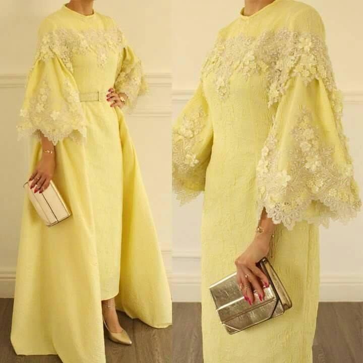 فستان موضة 2019