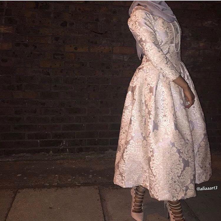 فستان سهرة موضة 2019