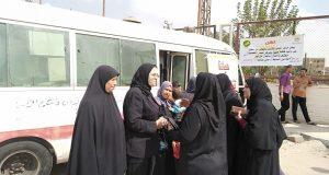 قافلة تنظيم الأسرة والصحة الإنجابية بالعاشر من رمضان