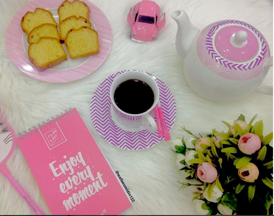 كوب الشاي من وفاء عز الدين