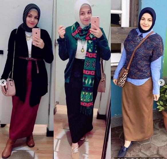 لبس شتوي 2019 من آية فوزي