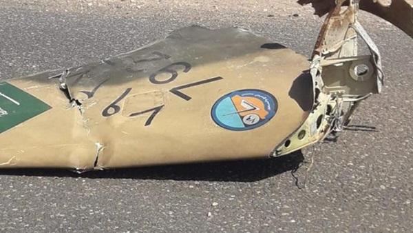لخظة تحطم طائرة عسكرية سعودية ومصرع طاقمها