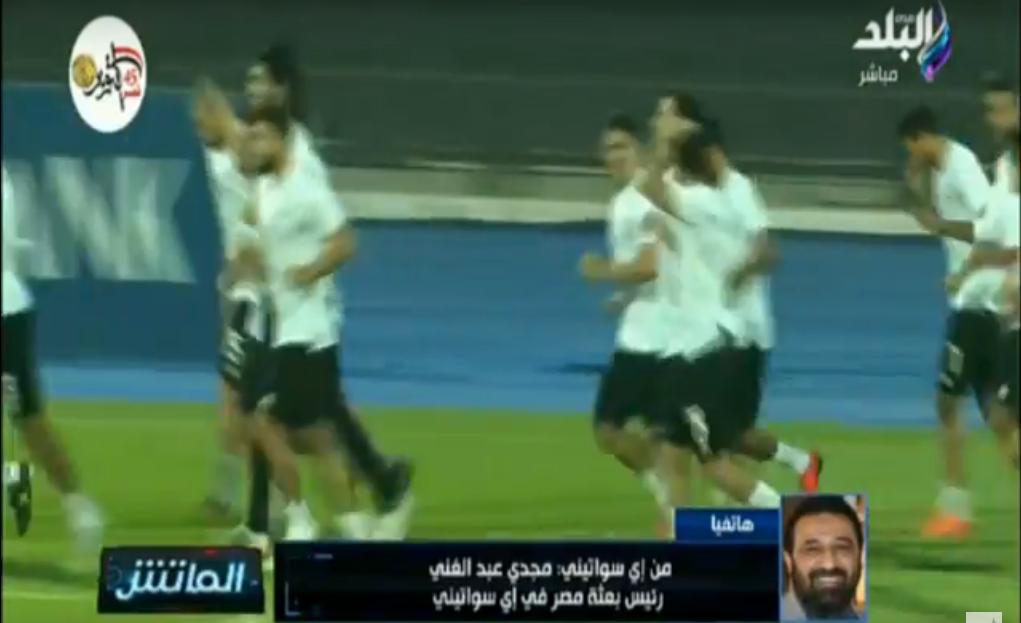 مجدي عبد الغني يكشف سبب مساعدة الزمالك