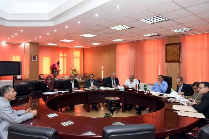 محافظ الشرقيةيختار مدير الشئون المالية والإدارية لمديرية الزراعة