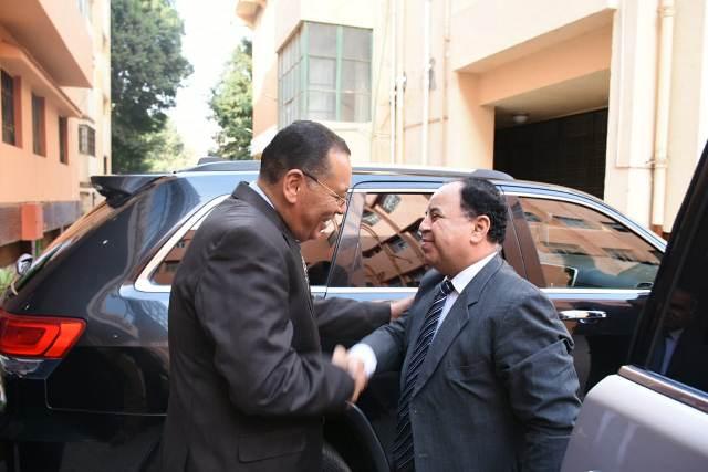 الشرقية يستقبل وزير المالية لإطلاق مبادرة «إبني مشروعك»8