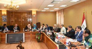 محافظ الشرقية يستمع لطلبات أعضاء مجلس النواب