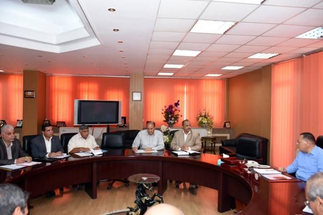 الشرقية يعقد اجتماعًا مع رؤساء المدن الجدد بعد إجراء حركة تنقلات محدودة2