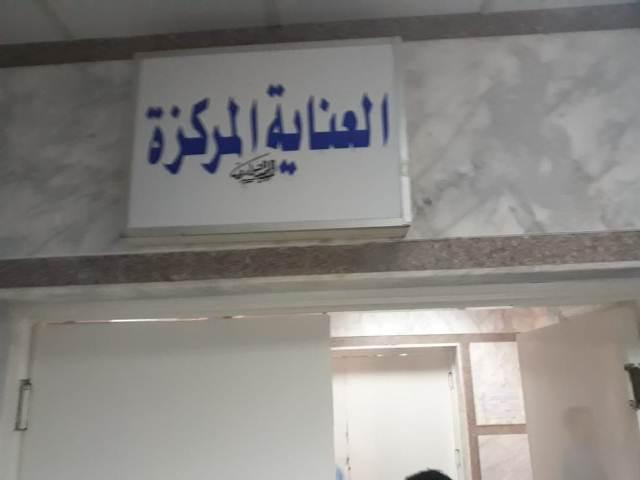 محافظ الشرقية يفاجئ مستشفى الحسينية بالزيارة بعد شكوى الأهالى