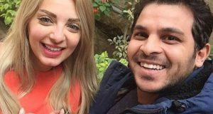 محمد رشاد يثير الجدل من جديد بعد إلغاء حفل زفافه على مي حلمي