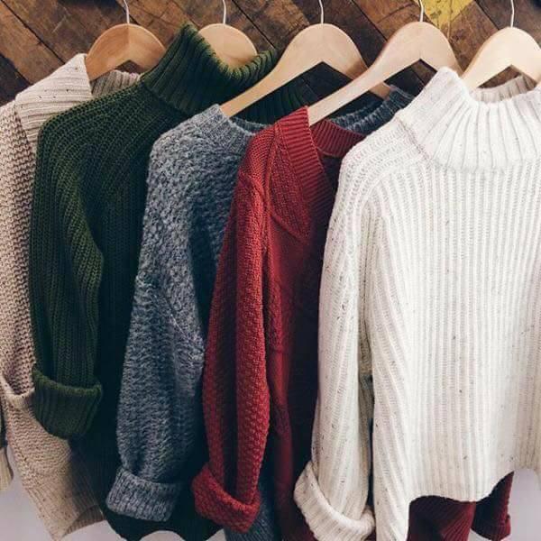ملابس شتاء 2018