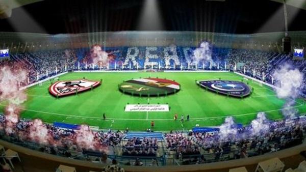موعد مباراة الزمالك والهلال في السوبر المصري السعودي