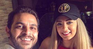 مي حلمي تكشف تفاصيل إلغاء حفل زفافها من محمد رشاد