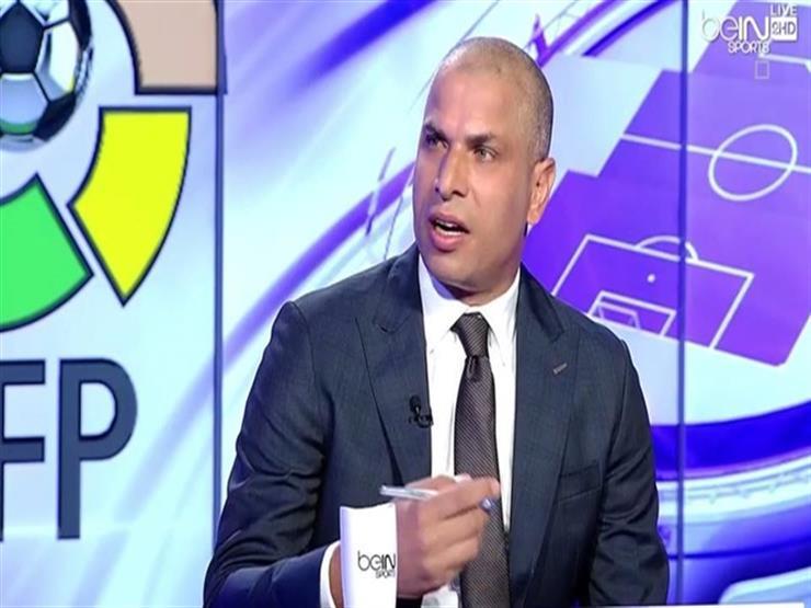 وائل جمعة يطالب بضم مدفع الزمالك أمام تونس