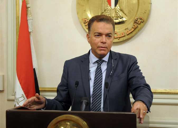 وزير النقل عن تطوير السكة الحديد
