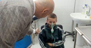 وكيل صحة الشرقية يتفقد مستشفيات ههيا وحميات فاقوس