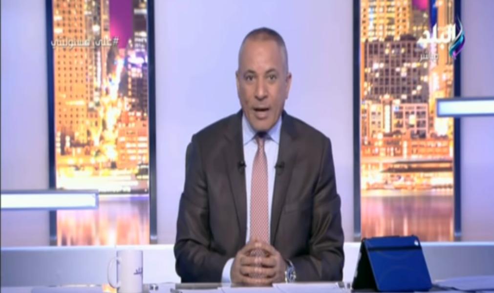أحمد موسى يعلق على الحكم بحبس أبو تريكة