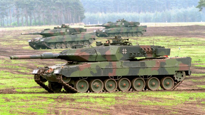 أقوى 5 دبابات في العالم