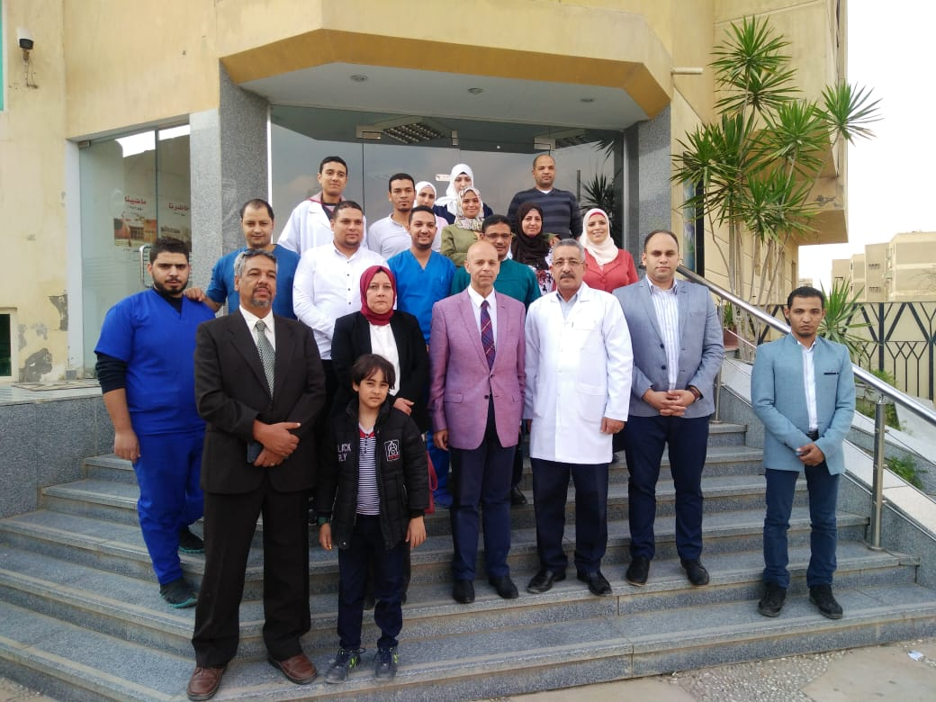 إجراء 10 عمليات جراحية تفعيلاً لبروتوكول تعاون بين صحة الشرقية والمستشفيات الخاصة