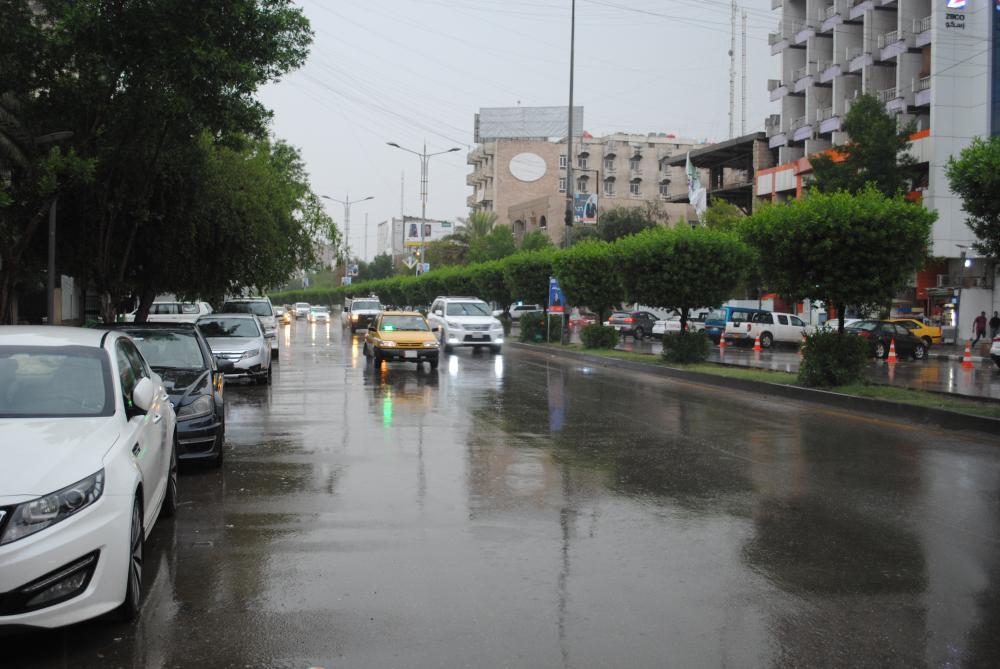 الأرصاد تحذر المواطنين من الطقس