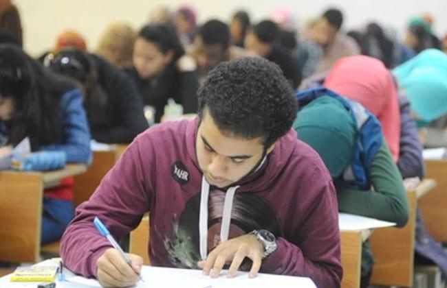التعليم عن نسب الحضور لطلاب الثانوية