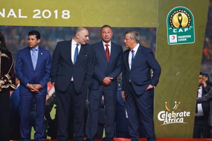 الخطيب بعد خسارة الأهلي دوري أبطال أفريقيا