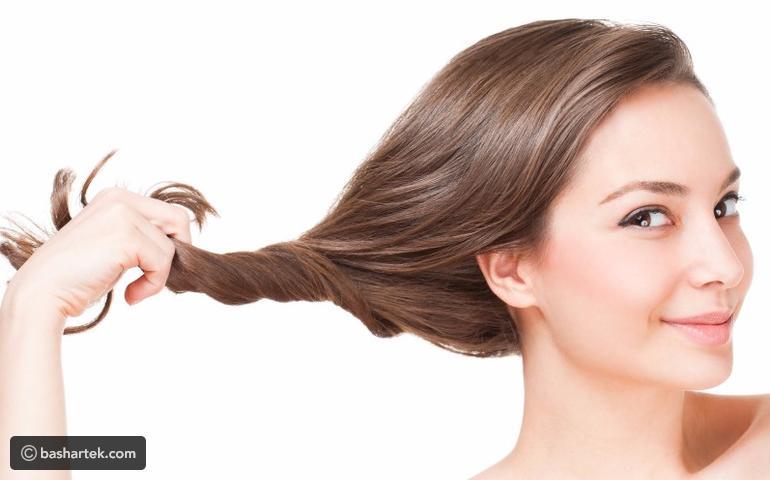 الشعر الجاف