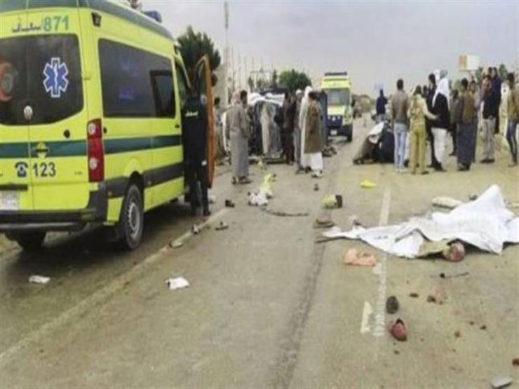 الصحة تكشف عدد ضحايا ومصابي حادث المنيا الإرهابي