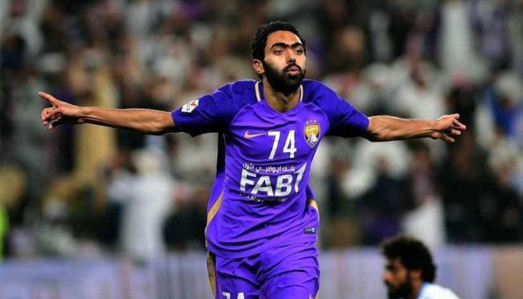 العين الإماراتي يصدم الأهلي بشأن حسين الشحات