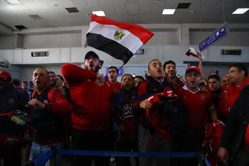 القنصل المصري بتونس يوجه تحذيرات لجماهير الأهلي