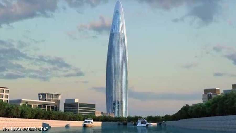 المغرب تبدأ ببناء أطول برج في أفريقيا