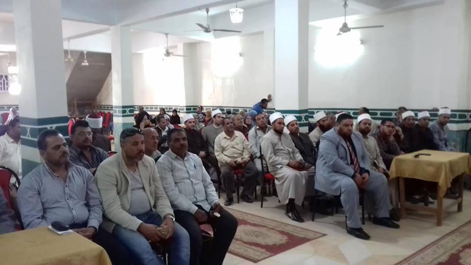 الوعي الديني والثقافة الإسلامية ندوة للأزهر بالقنايات