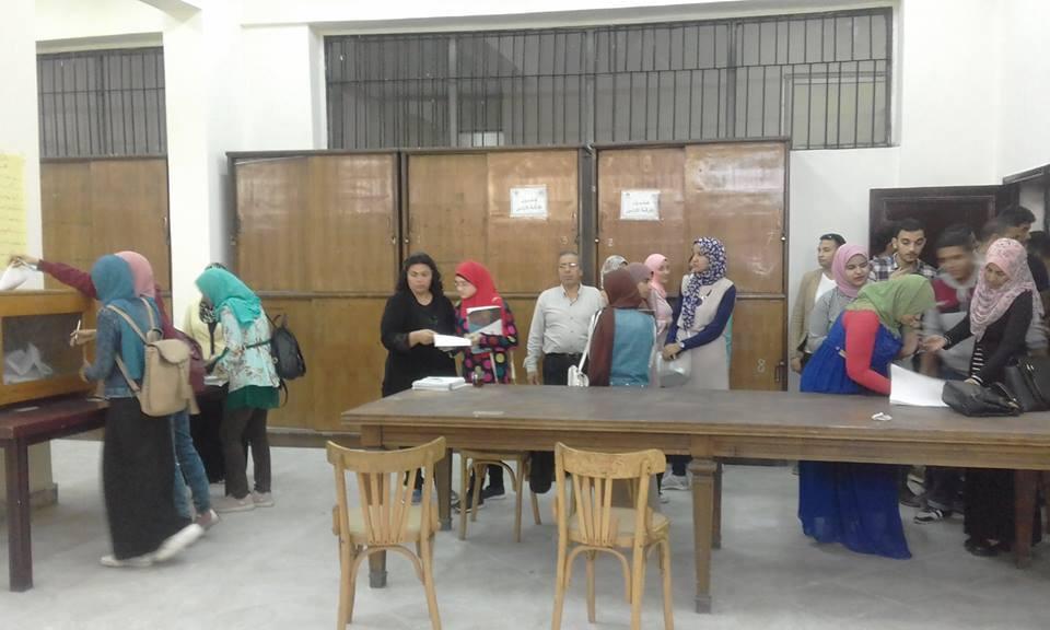انتخابات اتحادات الطلاب