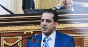 برلمانى ينعى شهداء حادث المنيا