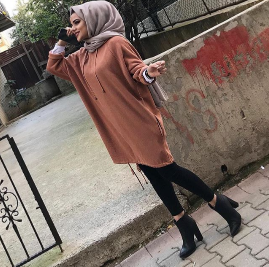 بلوزة شتوي هافات موضة 2019