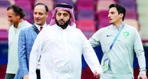 تركي آل الشيخ يتوقع الفائز بالبطولة العربية